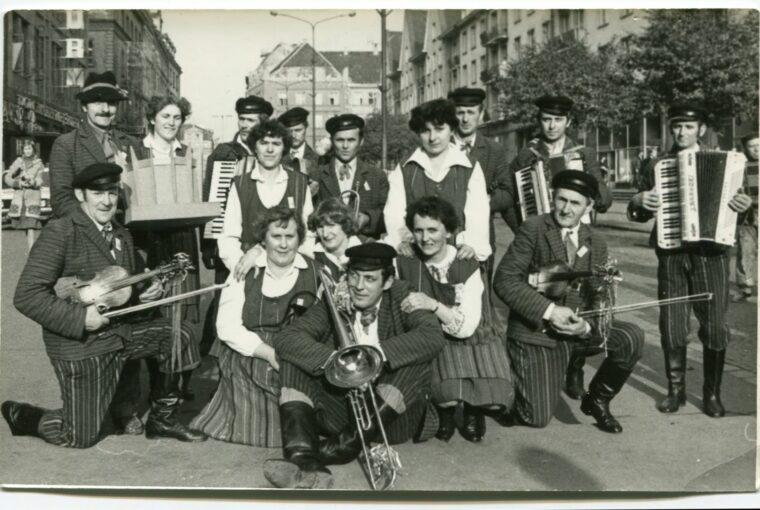 kapela Parzęczewiacy