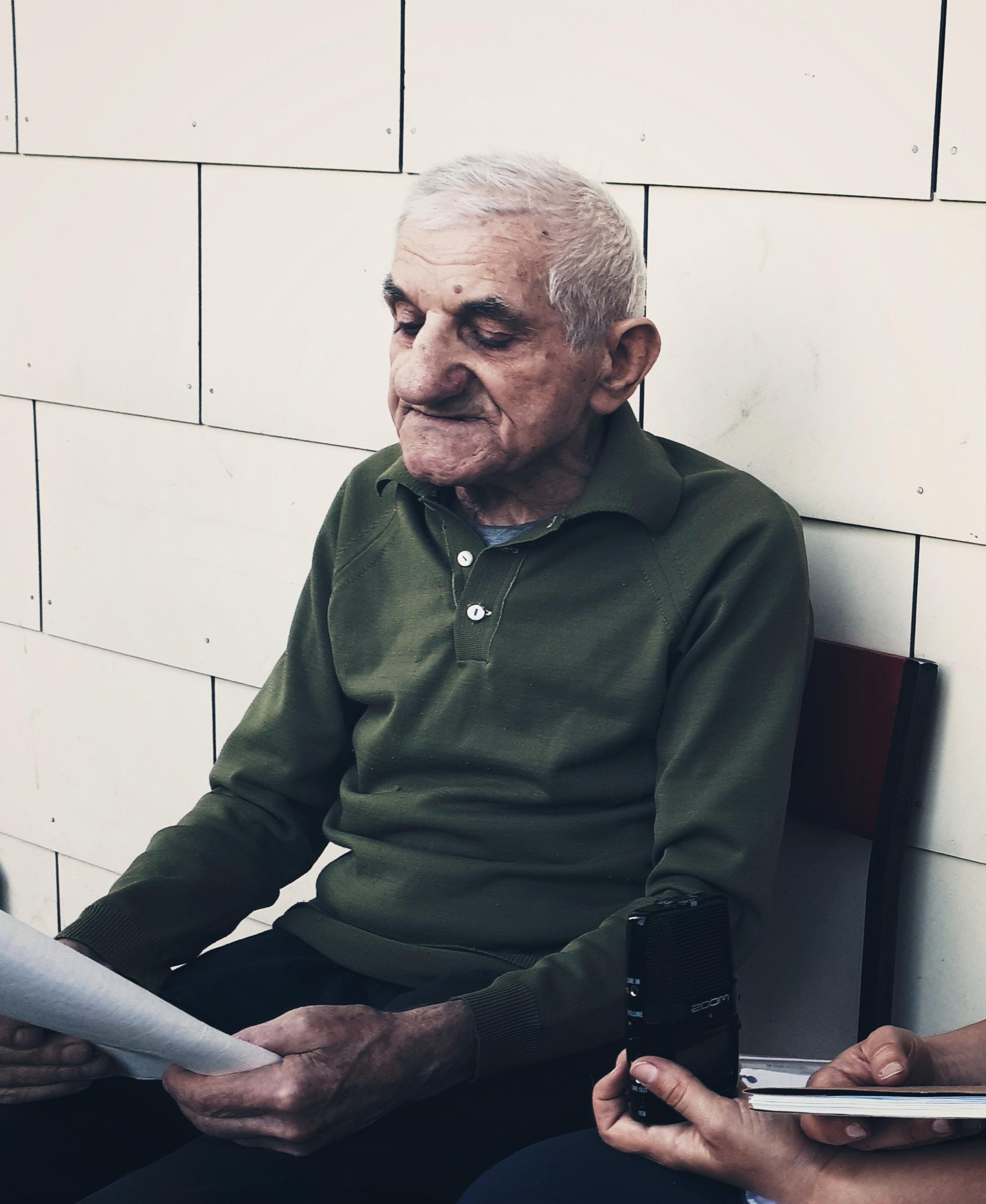 Mirosław Dworczak, DPS Ozorków 1