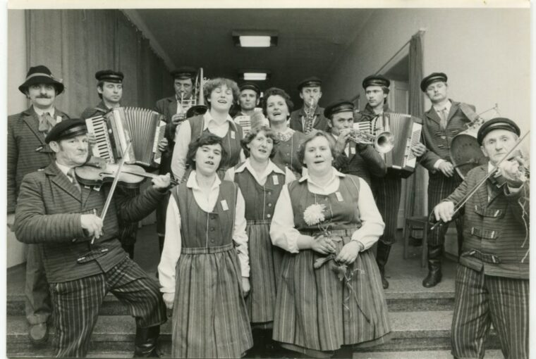 kapela Parzęczewiacy z Przęczewa